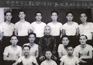 Classe de Maîter Ip Man avec Maître Lok Yiu